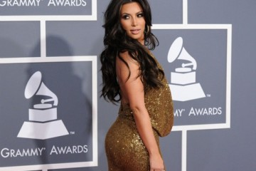 Kim Kardashian photoshoot in Grammy awards Hotties(1)