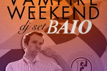 baio flyer